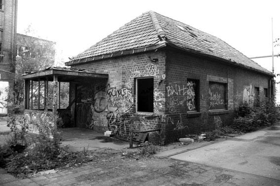 Lost Place: VEB Kabelwerk Köpenick