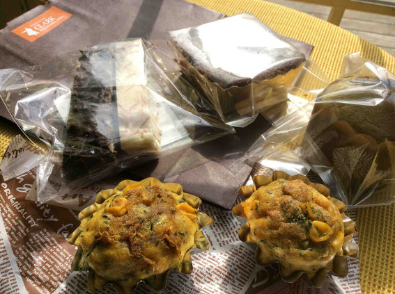 甘口と辛口の2種類を販売。使っている乾物は、ほうれんそう、にんじん、ひじき。