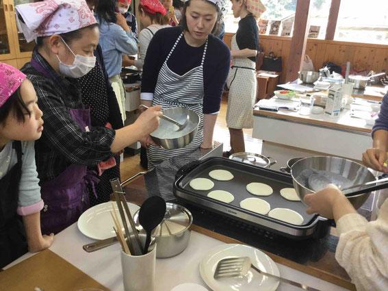 米粉と豆乳だけで作る「コメティーヤ」は手軽に作れる主食