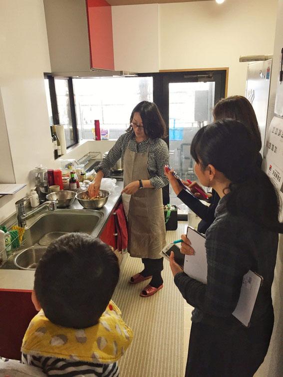 作った乾物はどう使う?作り方をお見せすると、そのスピードに驚く方が多いのです。
