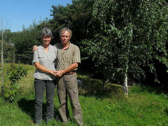 A travers ce site, Nathalie et Philippe, deux agriculteurs bio vont vous faire découvrir leur PASSION et leur CONVICTION  : agriculture et transformation de leurs produits !