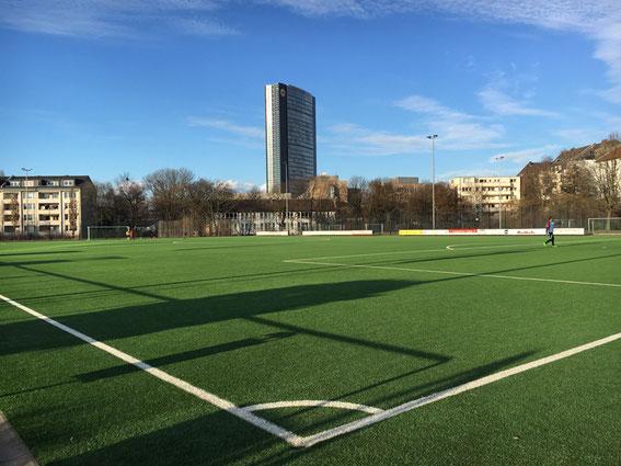 DSC 99 Windscheidstraße Fußballplatz