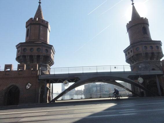 Le pont Oberbaum