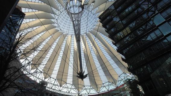 œuvre de l'architecte Helmut Jahn