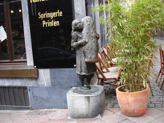 """Les """"Printen"""" spécialité d'Aachen"""