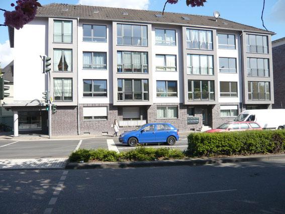 Haus Prosperstraße 3 nach der Renovierung. Fotos (4): Stadt Bottrop