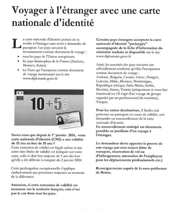 Croatie Carte Identite.Carte D Identite Beaumont Sur Vesle