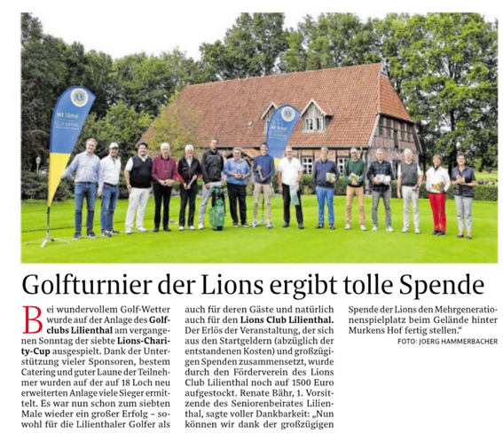 Quelle: Wümme-Zeitung vom 15.09.2019