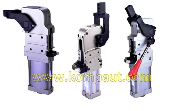 KOMPAUT - unità di bloccaggio per automotive Airtac serie JCK