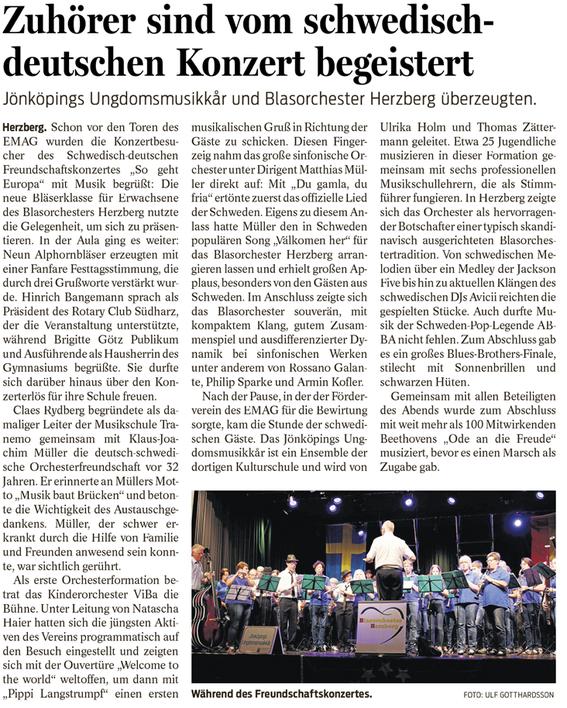 Harzkurier, 7.6.2019