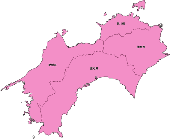 地域支援ネットワーク会員四国地区