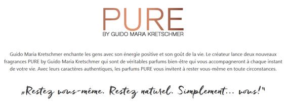 Guido Maria Kretschmer a créé sa première collection de parfums – en exclusivité avec LR