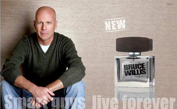 Nos Stars comme Bruce Willis, Cristina Ferreira et les parfums LR Health and Beauty