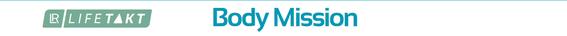 le programme de controle de poids Body Mission avec l'aloe vera | Aloeverasante et LR Health and Beauty - Body Mission 28 jours pour un corps de rêve
