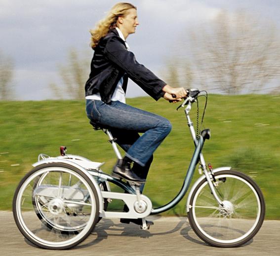 Van Raam Dreiräder für Erwachsene – erhältlich in unseren Dreirad-Zentren
