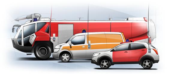 Rettungswagen Rettbox
