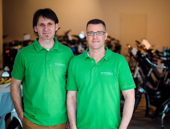 Team Dreirad Zentrum Frankfurt