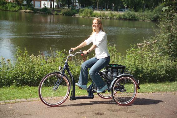 Dreirad für Erwachsene Pfau Tec Classic