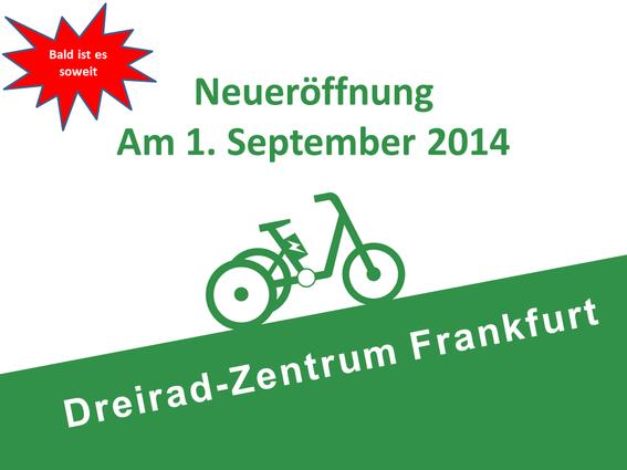 Dreirad-Zentrum Frankfurt