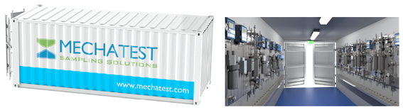Containerized Steam and Water Analysis Systems - SWAS