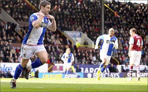 Blackburn Rovers; Burnley; David Dunn