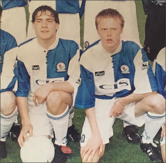 Blackburn Rovers; David Dunn; Damien Duff