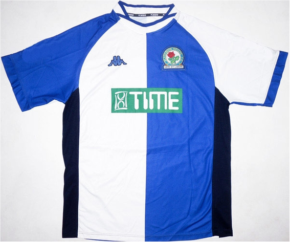 Worn by the side as they achieved promotion back to the Premier League from Division 1 and then as they won the League Cup at the Millenium Stadium in Wales, beating Tottenham Hotspurs 2-1.