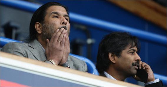 Blackburn Rovers; Blackburn Rovers fans; Ewood Park; Venkys; Rao brothers