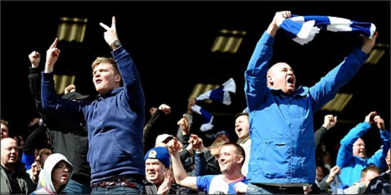 Blackburn Rovers; Burnley; Blackburn Rovers fans