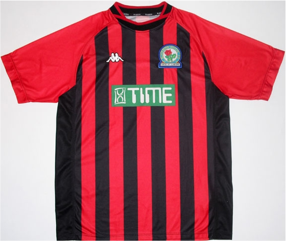 Worn by the side as they achieved promotion back to the Premier League from Division 1.