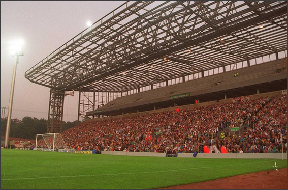 The Darwen End construction, 1993