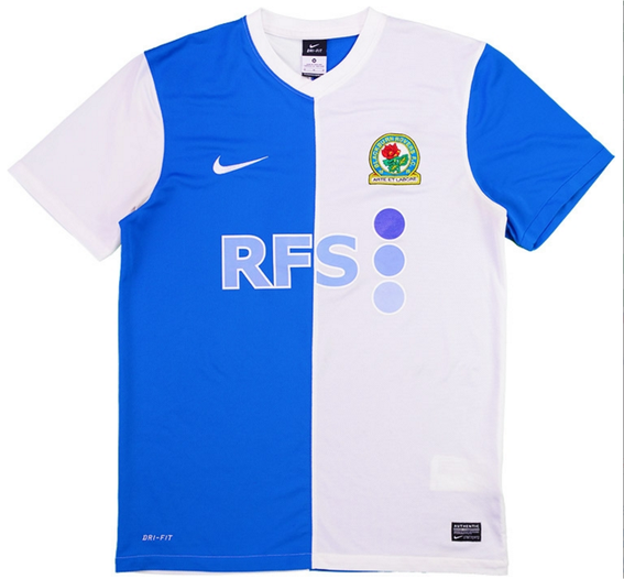 Home shirt as worn when the side finished 8th place in The Championship under boss Gary Bowyer.
