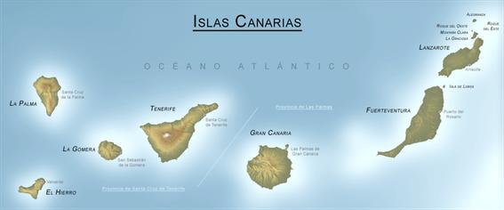 Archipiélago Canario