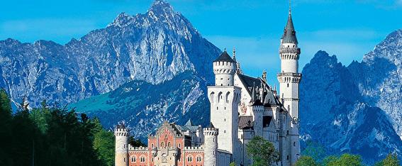 Städtereise Füssen: Das Märchenschloss Neuschwanstein