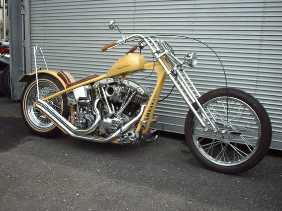 1978 ハーレーダビッドソン FXE ショベルヘッド 1200cc