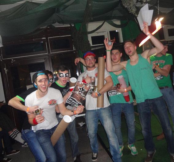 Beer Pong Turnier Leipzig Finale