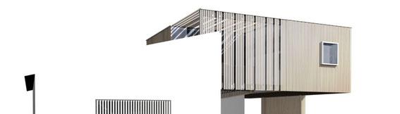 2013 - Extension d'une villa à Ensuès la Redonne (13)  - MO: Privé - Surface: 53 m² - Budget: 75 K€ HT