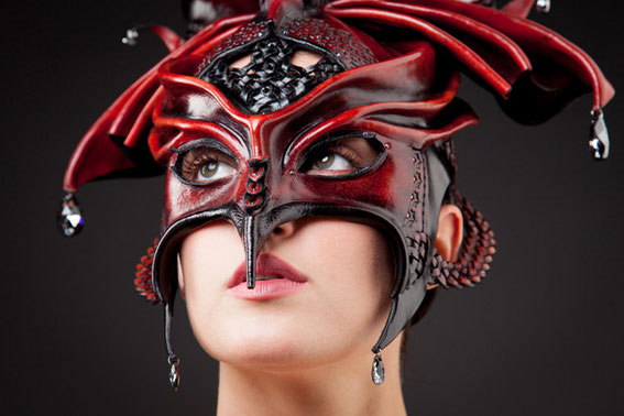 Garnet Dancer-  photographer: Simon Godsiff, model: Amber Rose Dallas, makeup: Elise Grace Brown