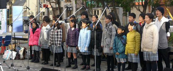 四街道少年少女合唱団