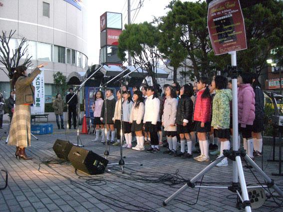津田沼小学校合唱団