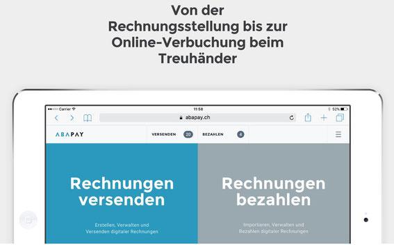 Erfahren Sie mehr unter: www.abapay.ch und sprechen Sie mit uns über die Möglichkeiten.