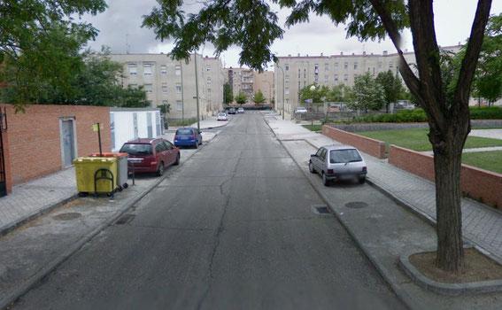 Calle Vivero de la Pilarica. 28032 Vicálvaro
