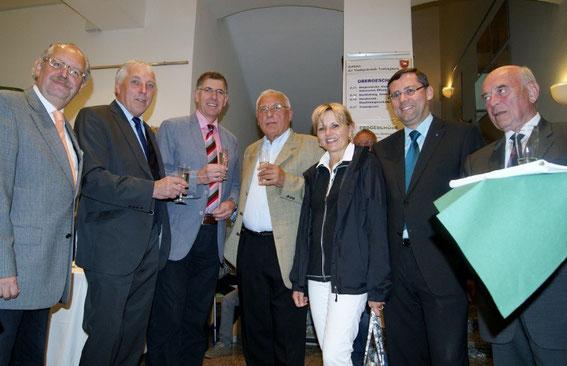 Karl J. Mayerhofer, Franz Wohlmuth, Ferdinand Klimka, Kurt Krischek, Silva Schweighofer, Hans Dill, Friedrich Ucik