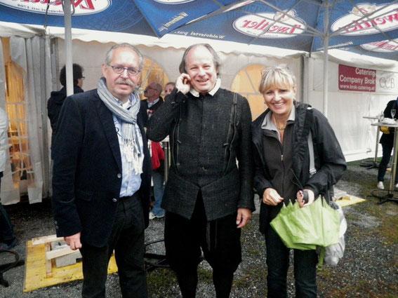 Karl J. Mayerhofer, Alexander Wächter, Mag. Silvia Schweighofer