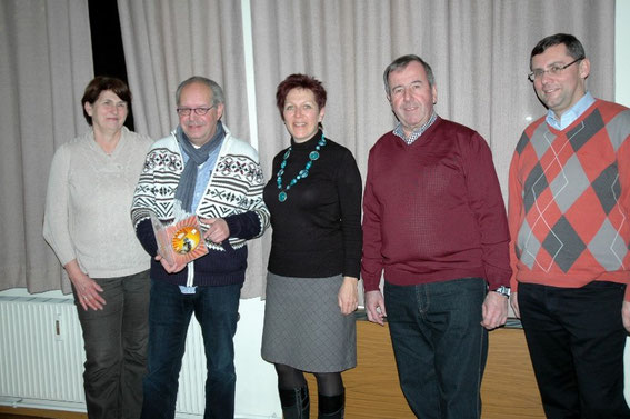 Maria Rollenitz, Karl J. Mayerhofer, Eli Schneider Schwab, Franz Hofbauer, Johann Dill