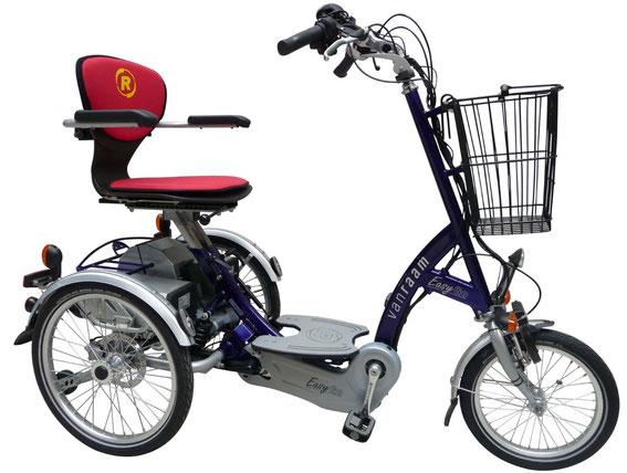 Easy Go Scooter Dreirad Van Raam