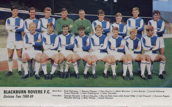 Blackburn Rovers: 1968-1969