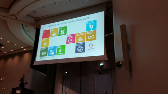 Sustainable Development Goals Wageningen Universiteit en Research