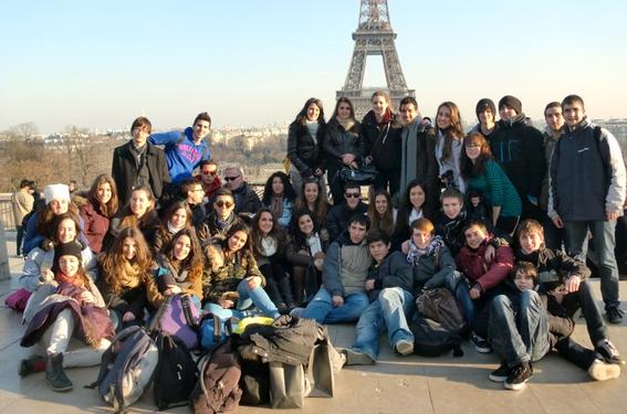 un viatge a paris