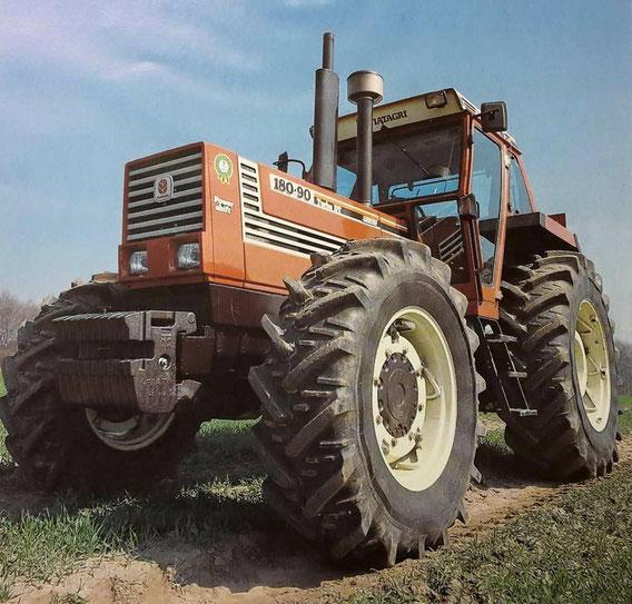 fiatagri Traktor 180-90
